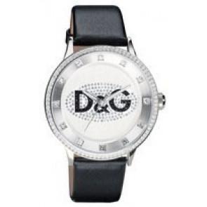 Urrem Dolce & Gabbana DW0507 Læder Sort