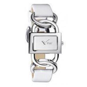 Urrem Dolce & Gabbana DW0563 Læder Hvid 16mm