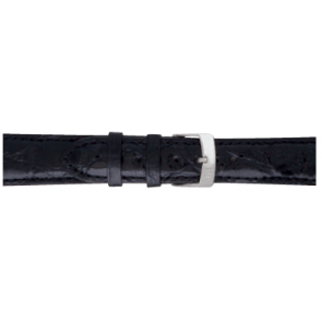 Morellato urrem Amadeus XL G.Croc Gl K0518052019CR22 / PMK019AMADEU22 Krokodilleskind Sort 22mm + standard syning