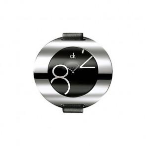 Urrem Calvin Klein K600035806 / K3723702 Læder Sort 16mm
