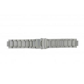 Q&Q urrem QQ13ST-ZI-ST Metal Sølv 13mm