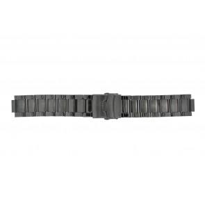 Q&Q urrem QQ13ST-AC-ST Metal Anthracite grå 13mm