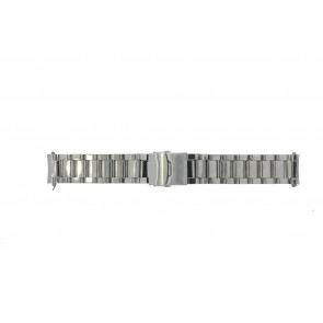 Urrem QQ22RHSHI Metal Sølv 22mm