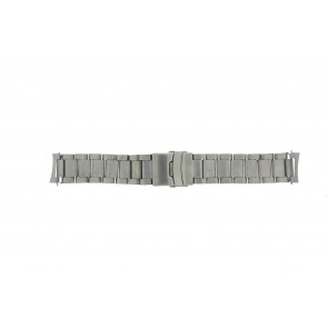 Urrem QQ22RHZIL Metal Sølv 22mm