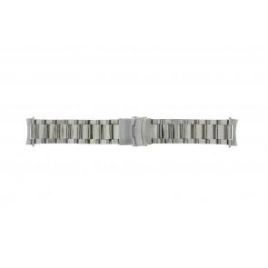 Urrem QQ22STROU Metal Sølv 22mm