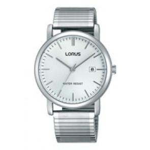 Lorus urrem RG855CX9 / VJ32 X246 / RHA042X Metal Sølv 19mm