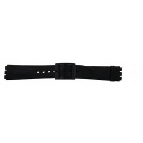 Urrem Swatch (alt.) SC15.01 Læder Sort 16mm