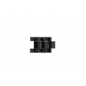 Armani AR-1400 / AR-1410 Links Keramik Sort 22mm
