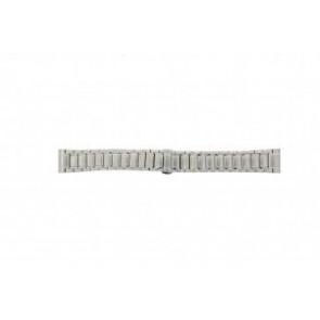 Armani urrem AR0243 Metal / stål Sølv 20mm