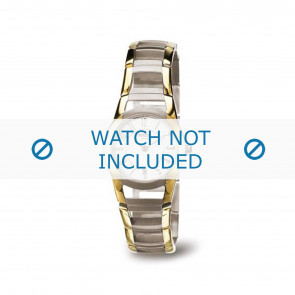 Boccia urrem 3140-02 Titanium Guld (Doublé) 22mm