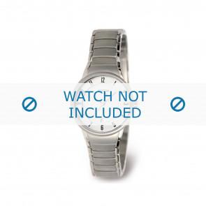 Boccia urrem 3158-01 Titanium Sølv 14mm
