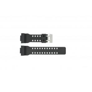 Urrem Casio G-8900-1 / GA-100-1 / GA-110 / GA-110MB Plast Sort 16mm