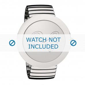Dolce & Gabbana urrem DW0280 Metal Sølv