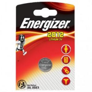 Knapcelle batteri Energizer CR2012