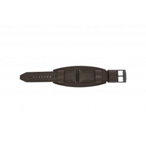 Fossil urrem JR1365 Læder Brun mørk 22mm