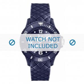Ice Watch urrem 007271 Læder Blå 20mm + standard syning