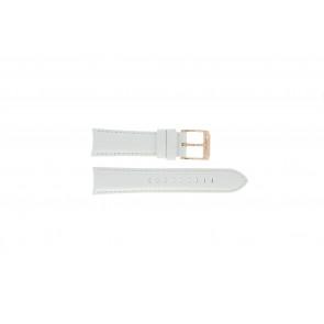 Urrem Michael Kors MK2289 Læder Hvid 22mm