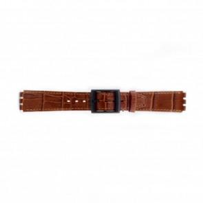 Urrem Swatch (alt.) SC16.03 Læder Brun 16mm