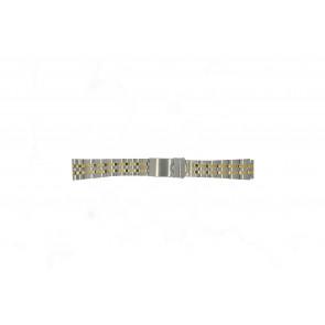 Morellato urrem U0220184 Stål Sølv 18mm